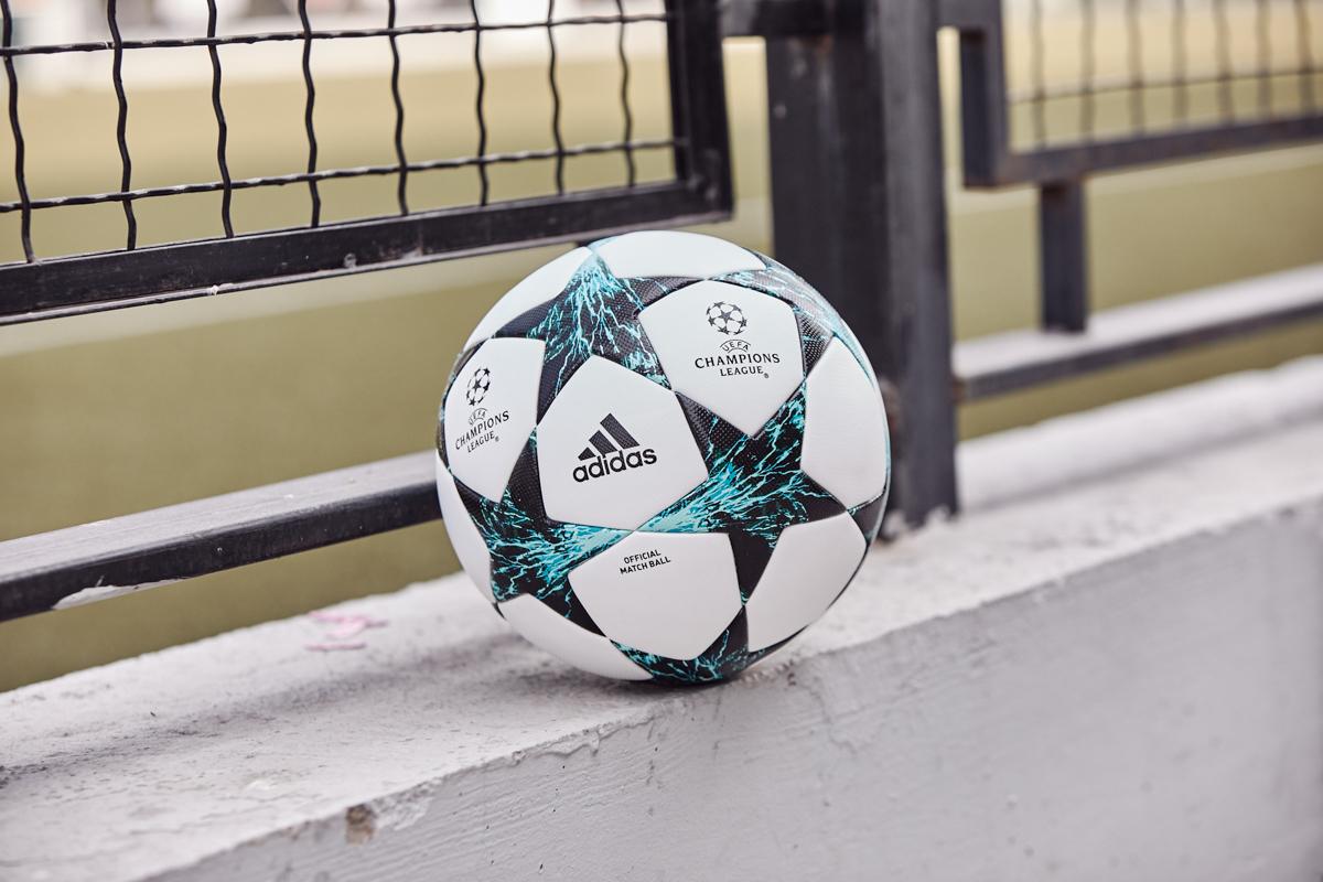 Adidas pallone champions 2017 18