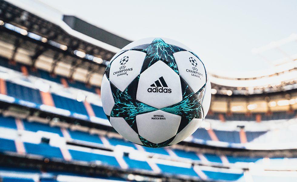 Adidas presenta il pallone per la Champions League 2017/18