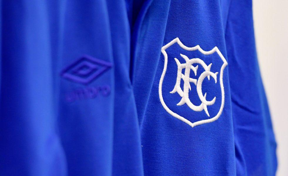 Umbro, lo speciale kit Everton Goodison Park 125 years