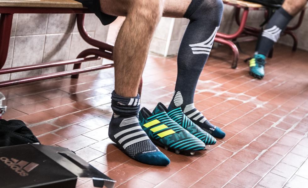 Nemezis Rosse Scarpa Calcio 2017 Da vNnmw8O0y