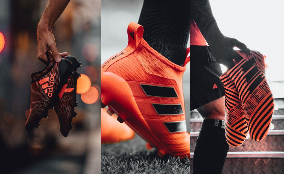 Adidas Pyro Storm Pack, un'eruzione di potenza