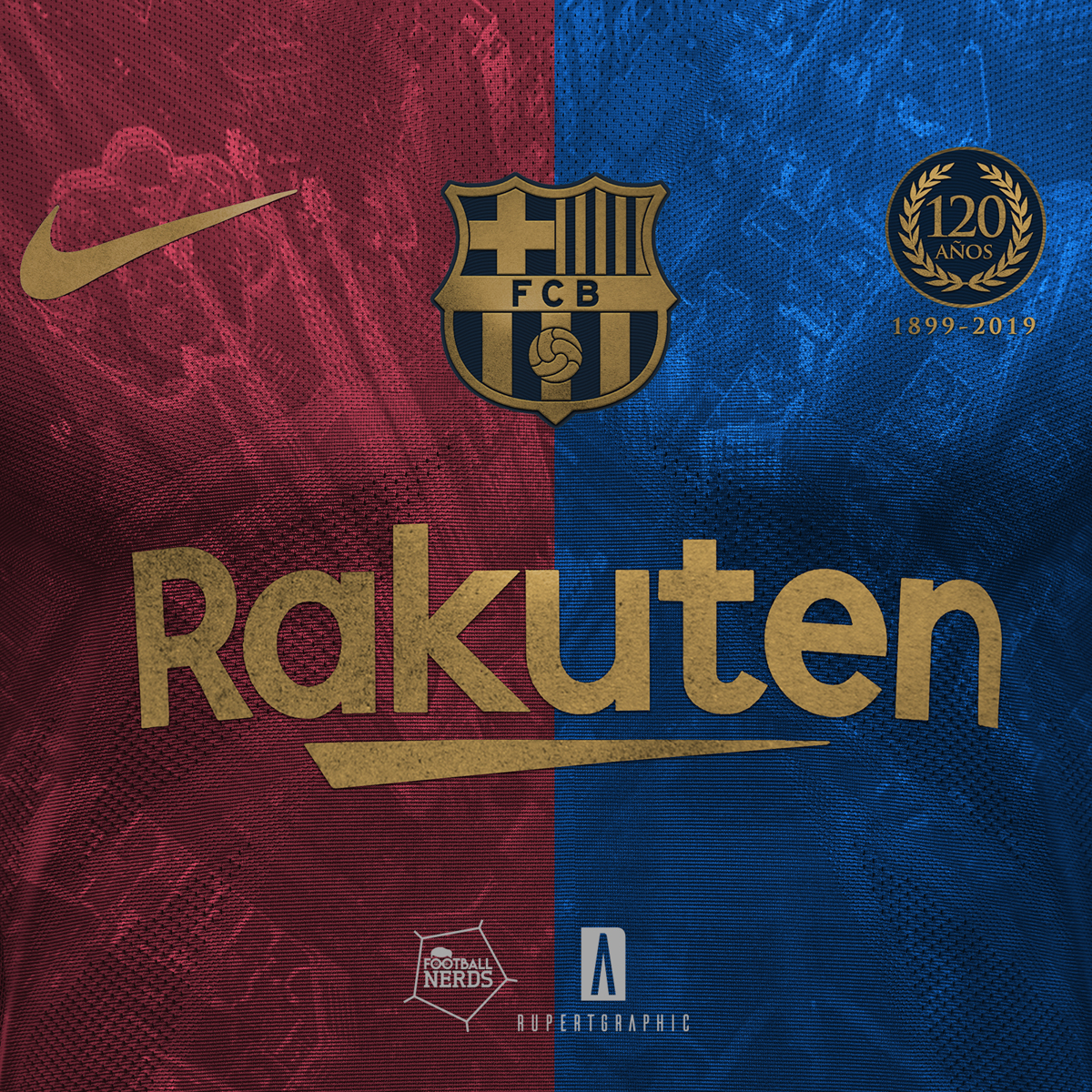 Concept Kit Barcellona 2018 2019