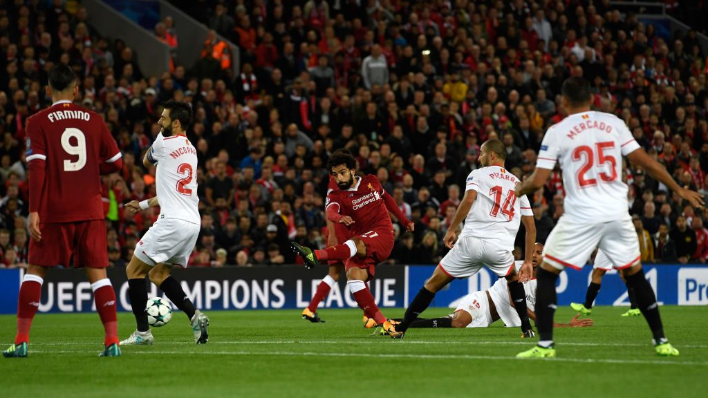 Liverpool maglie Nike