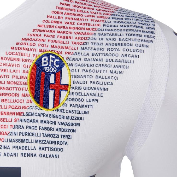 maglia bologna away 2017 2018