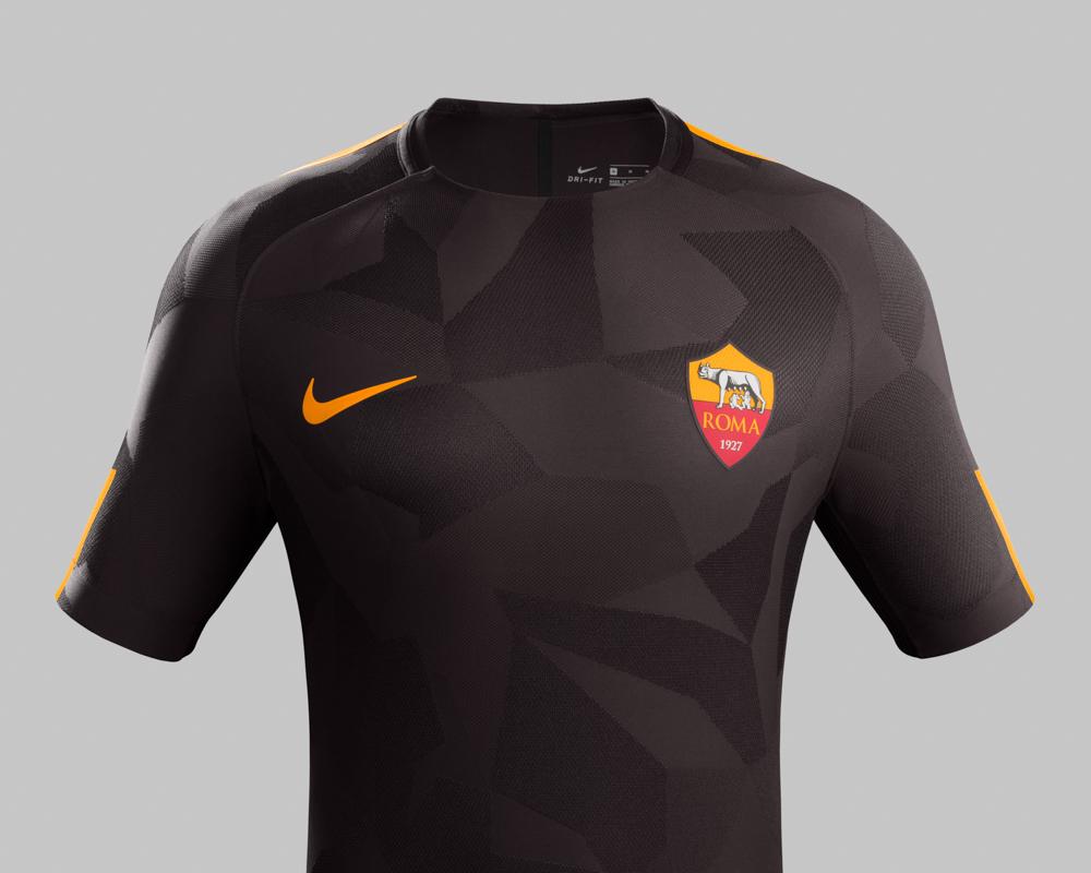 terza maglia roma 2017 2018