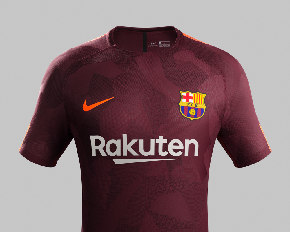 Terza Maglia FC Barcelona originale