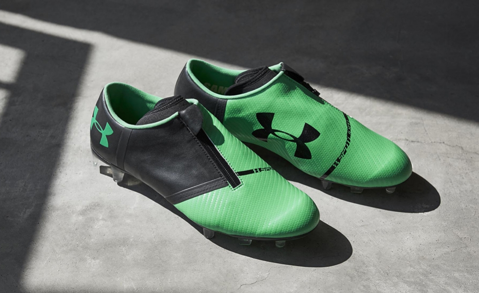 Under Armour Spotlight Pro, la nuova frontiera laceless