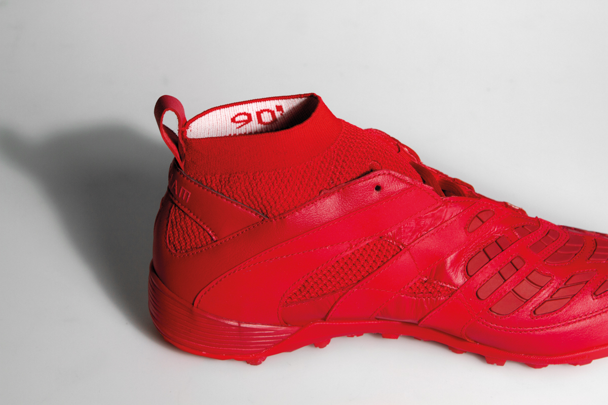 Adidas David Beckham Capsule Collection