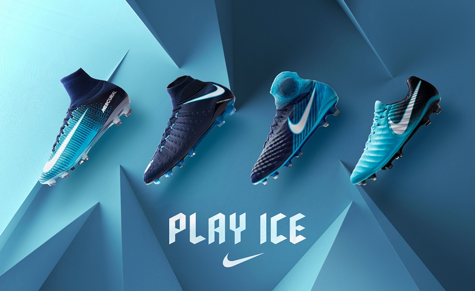 Winter is coming. Ecco la Nike Play Ice Collection