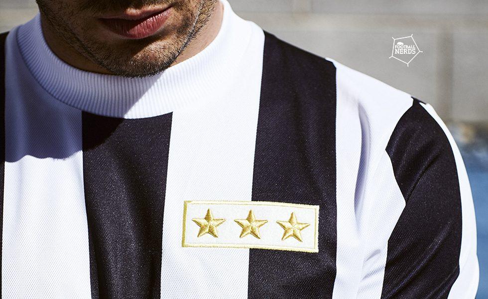 Adidas lancia la maglia della Juventus per i 120 anni
