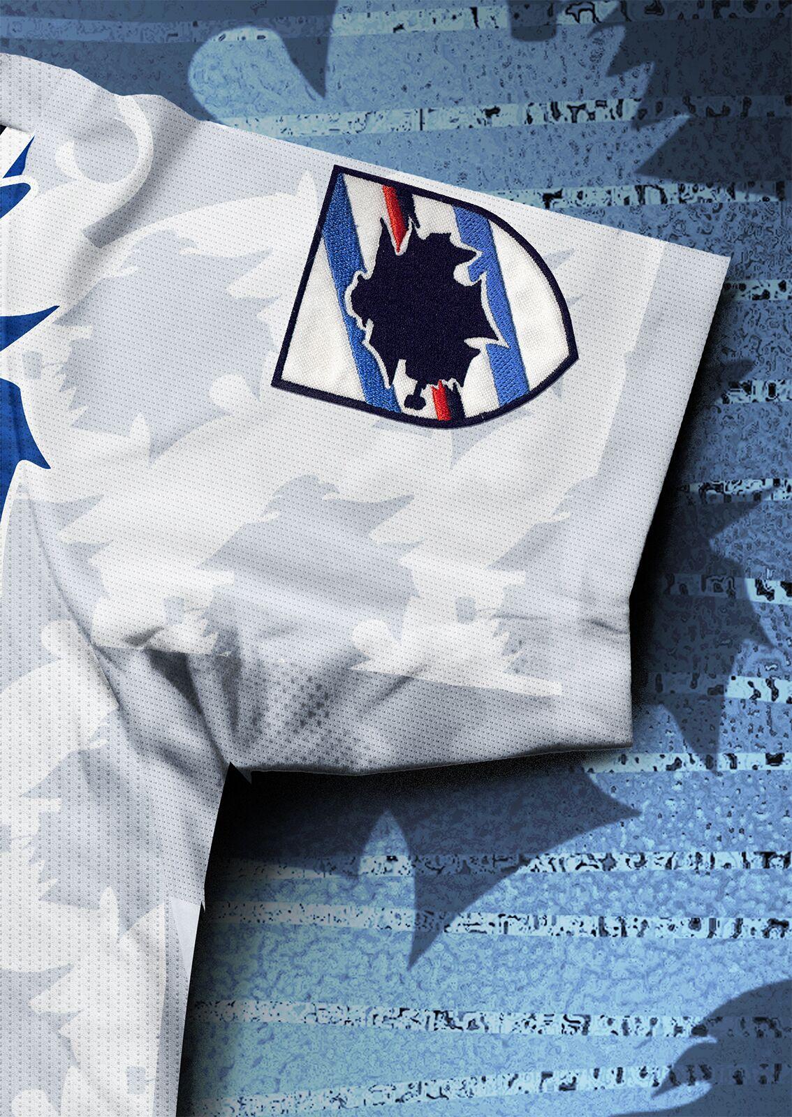 Maglie Sampdoria 2018 2019 Macron