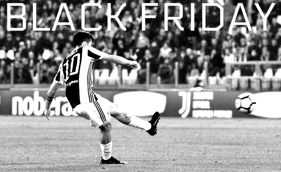 Black Friday 2017 & scarpe da calcio: le nostre scelte