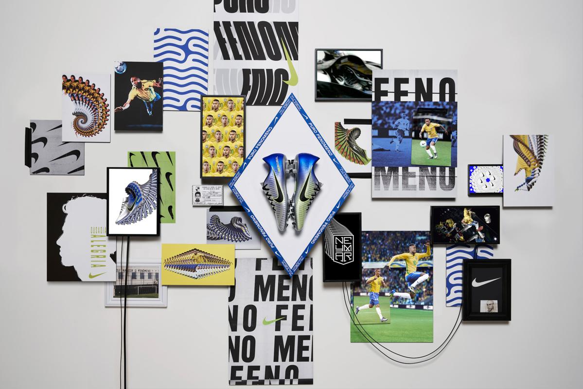 Nike Mercurial Vapor Neymar Puro Fenomeno