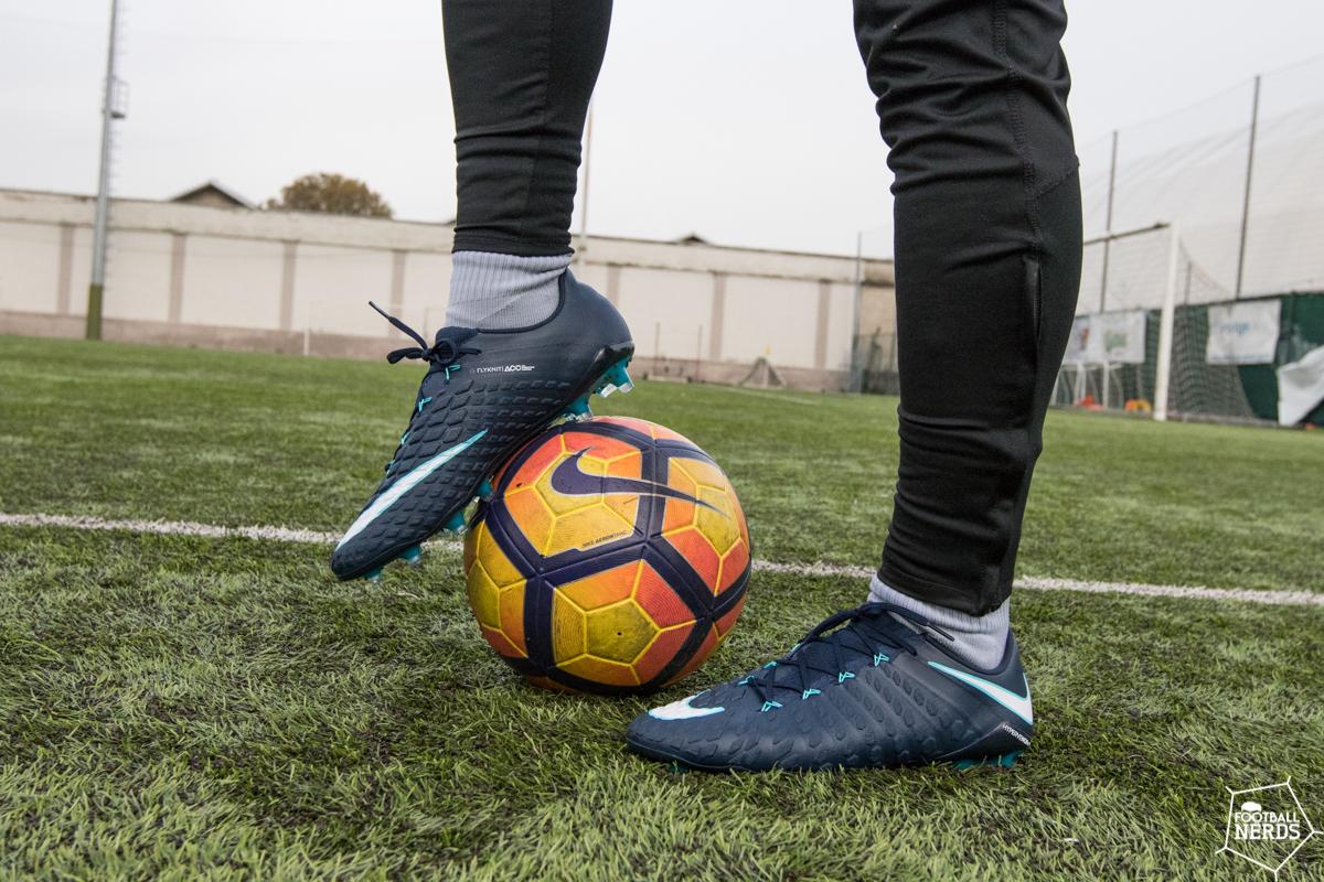 Recensione Nike Hypervenom 3