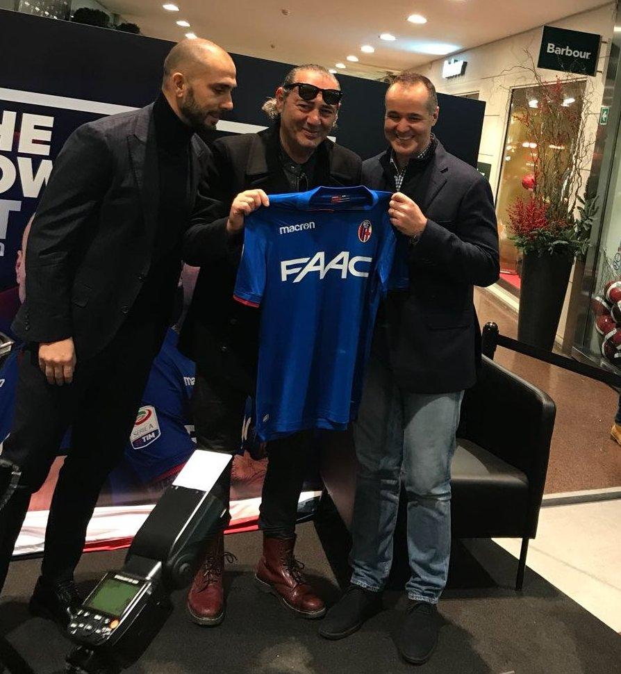 erza Maglia Bologna 2017 2018