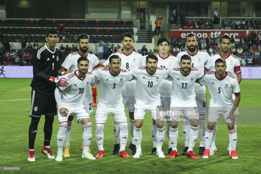 maglie mondiali russia 2018 iran