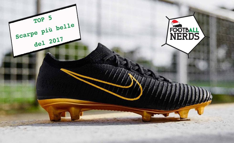 Top 5  le scarpe da calcio più belle del 2017 d751d601605
