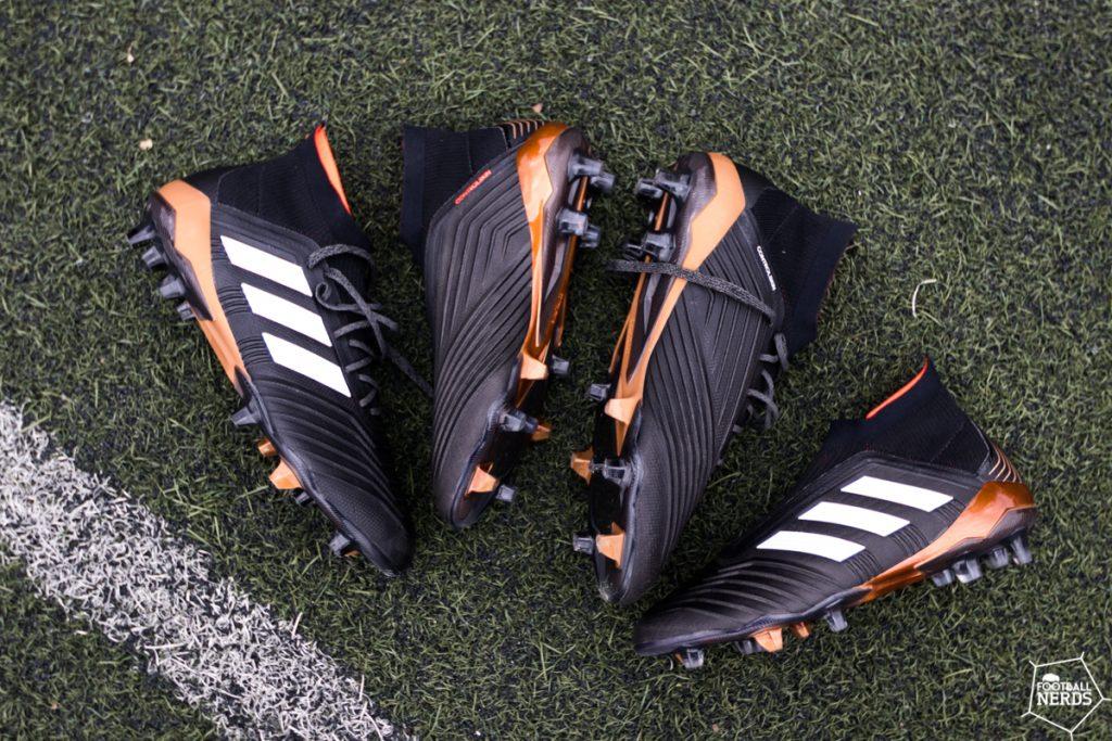 Recensione Adidas Predator 18