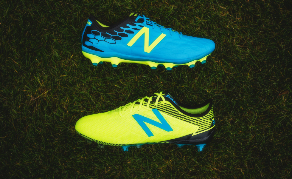 Scarpe da calcio New Balance 2018: i nuovi colori