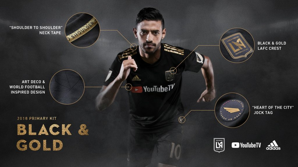 Maglie Los Angeles FC 2018 (11)