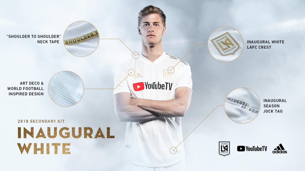 Maglie Los Angeles FC 2018