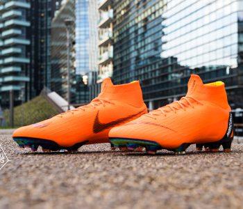 ... scarpe di Cristiano Ronaldo. Nike Mercurial 360  le novità tecniche c95ae92fed70