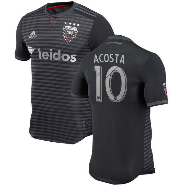 maglie mls 2018 dc united