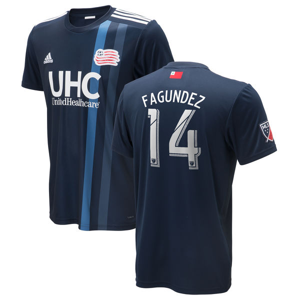 maglie mls 2018 ne revolution