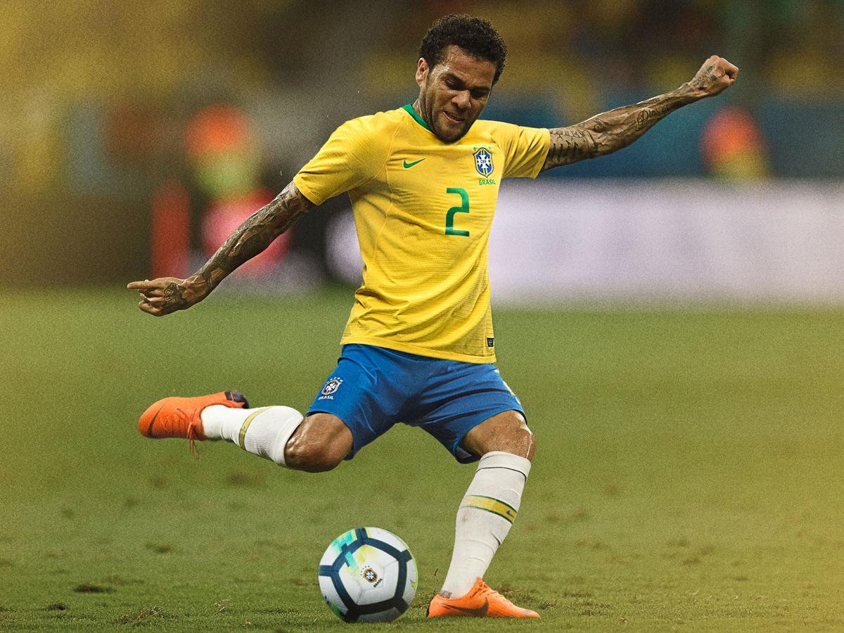 nike la maglia brasile per russia 2018