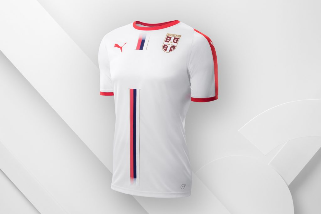 Maglie Away Puma 2018