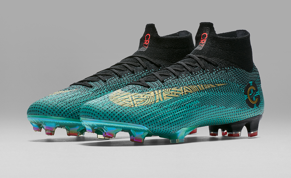 Nike presenta le Mercurial Superfly 360 CR7 Chapter 6
