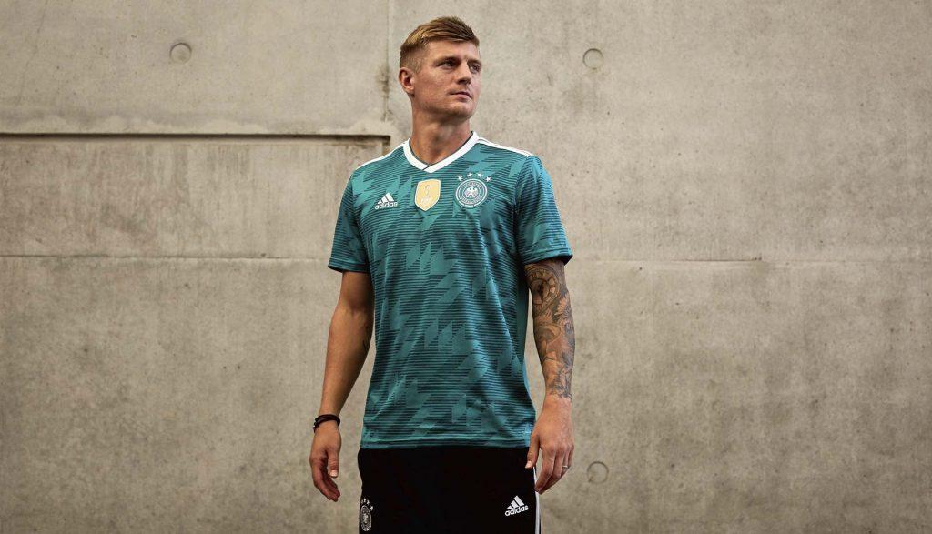 maglia away germania mondiali russia 2018