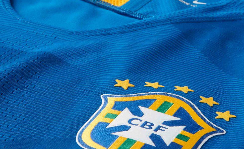 Nike, la nuova maglia away del Brasile 2018