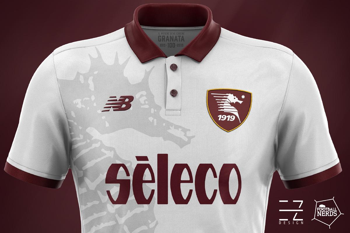 Maglie Salernitana 2018 2019