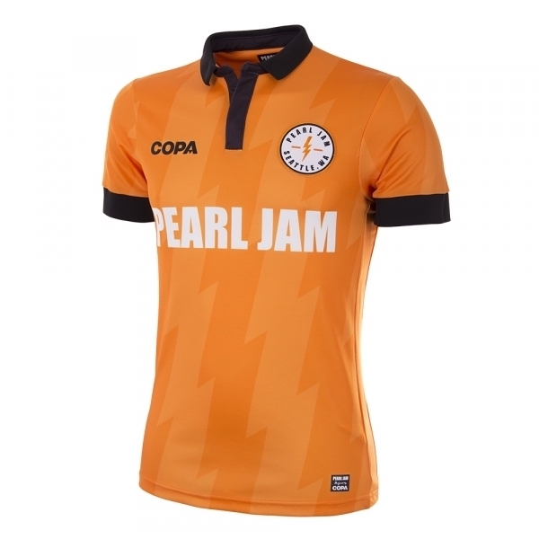 Pearl Jam COPA Football Holland