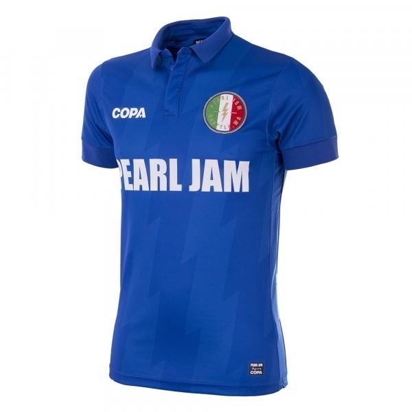 Pearl Jam COPA Football Italia