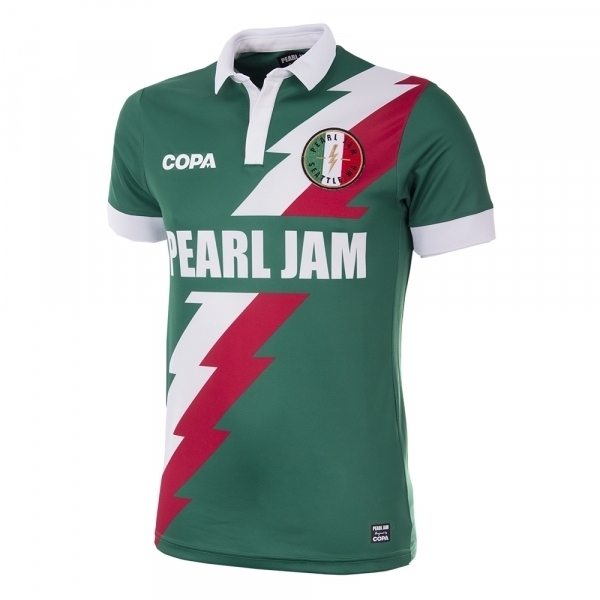 Pearl Jam COPA Football Mexico