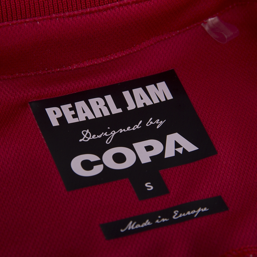 pearl jam copa football