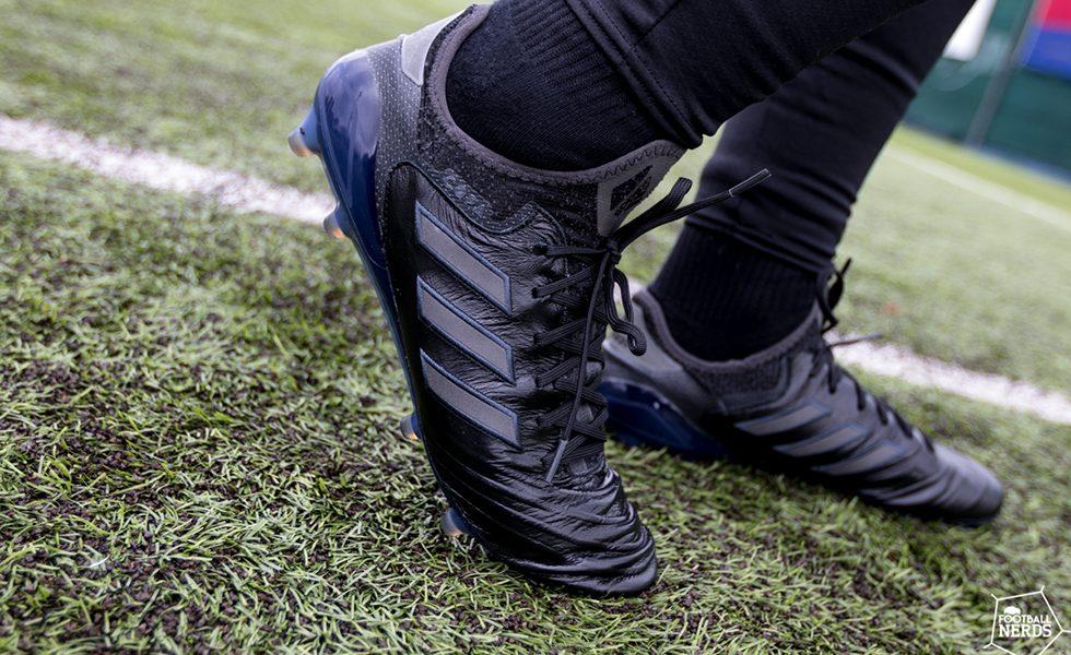 Voglio la pelle nera: la recensione delle Adidas Copa 18.1
