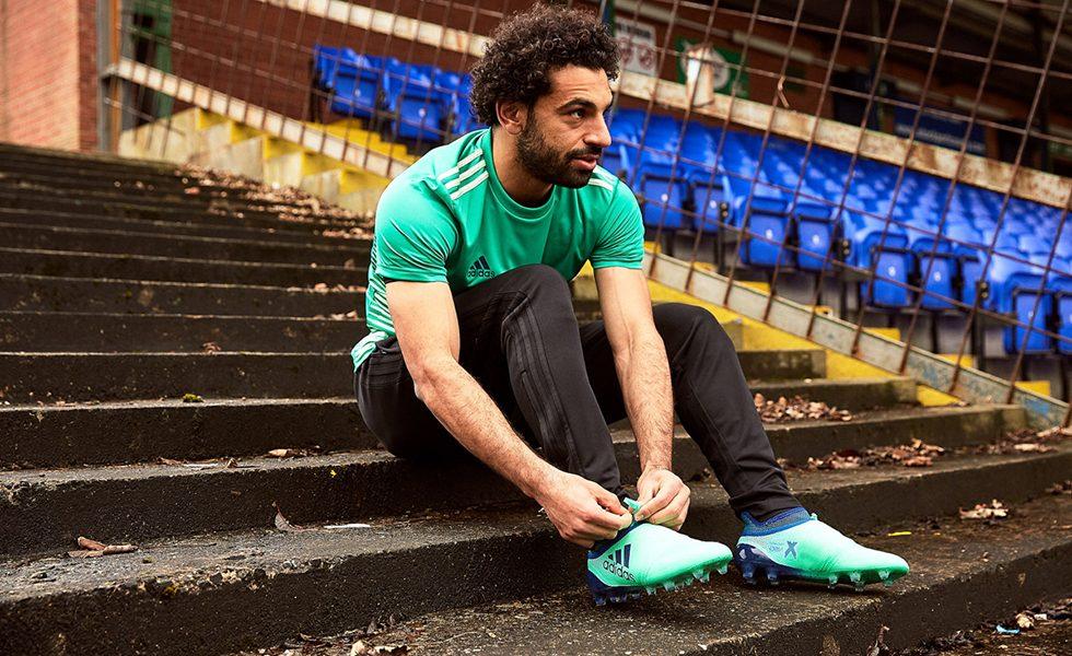 La recensione delle Adidas X 17+, le scarpe di Salah