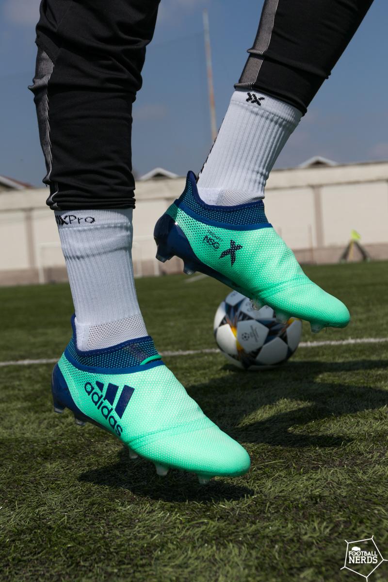 Recensione Adidas x 17