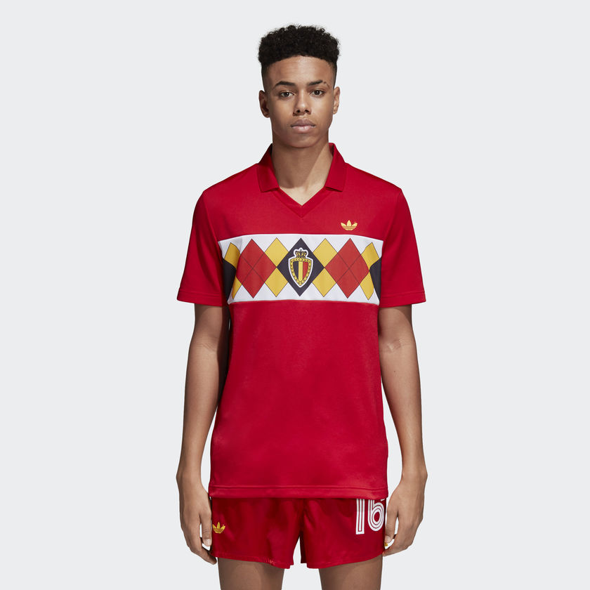 maglie calcio vintage adidas originals 2018