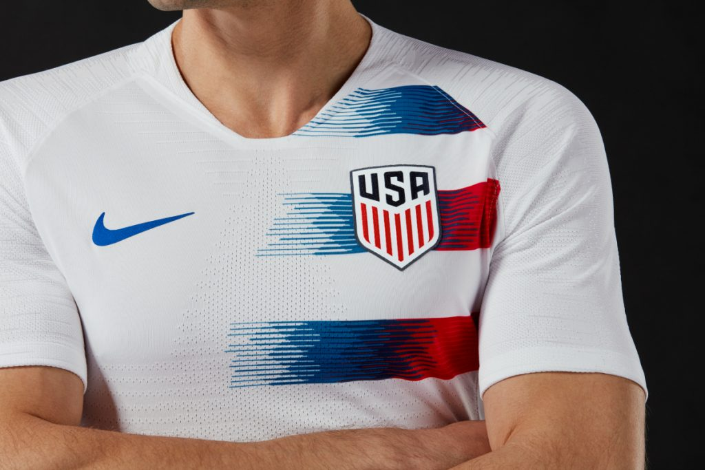 nuove maglie usa 2018