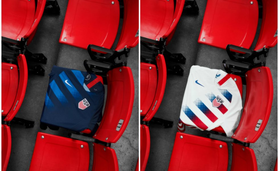 Make U.S. Soccer great again: le nuove maglie USA 2018