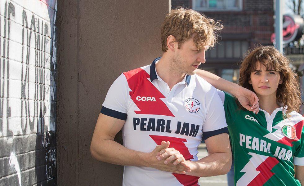 Pearl Jam X COPA Football: le maglie mondiali 2018