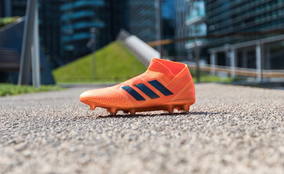 Adidas Nemeziz 18+: novità e foto esclusive