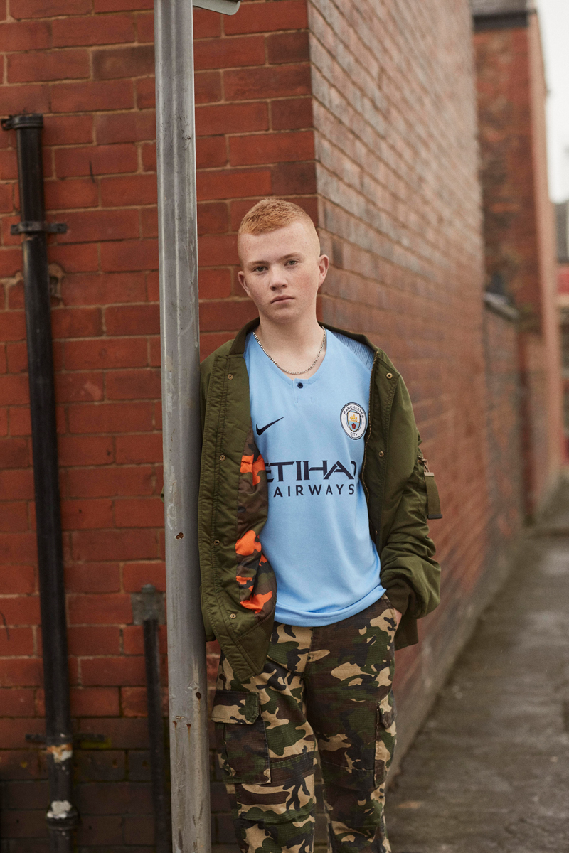 Maglie Manchester City 2018 2019