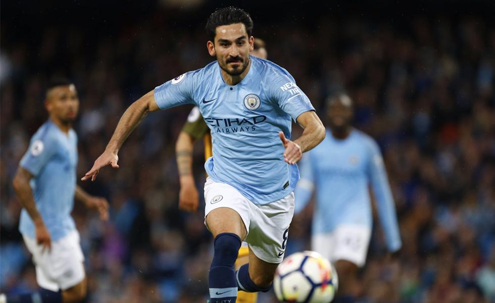 Nike lancia la maglia Home del Manchester City 2018 2019