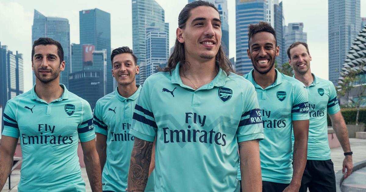 Terza Maglia Arsenal 2019