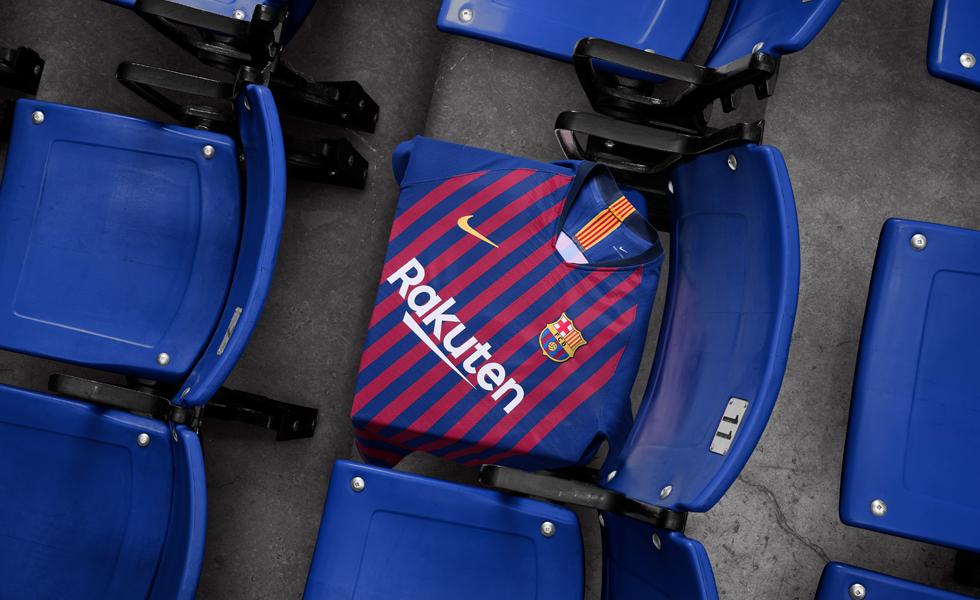Nike, la nuova maglia 2018/19 del Barça